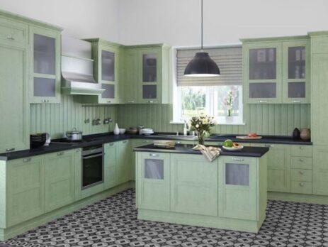зеленные кухни - особенности 13