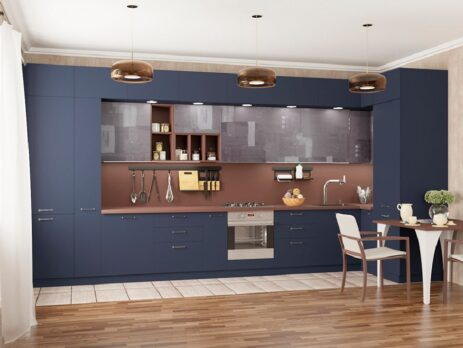 кухни в современном стиле 12