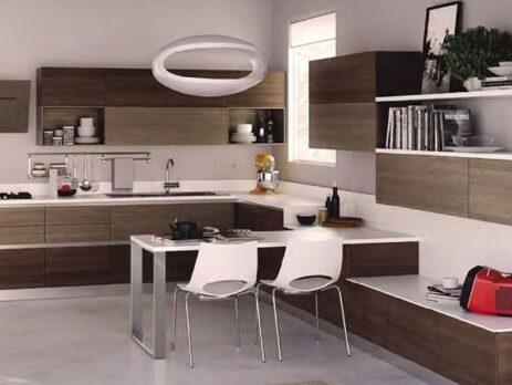 кухни в современном стиле 13