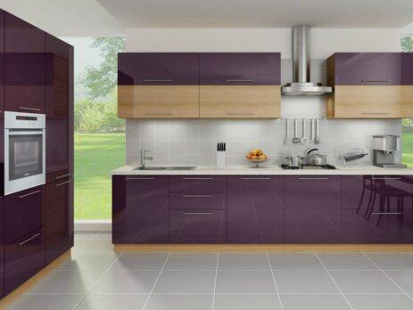 кухни в современном стиле 14