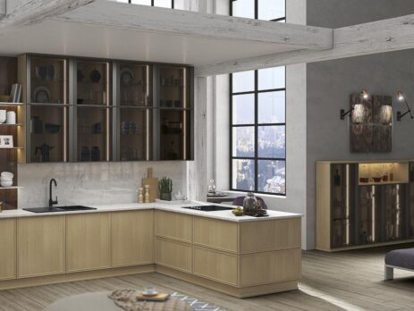 кухня Айрон 21