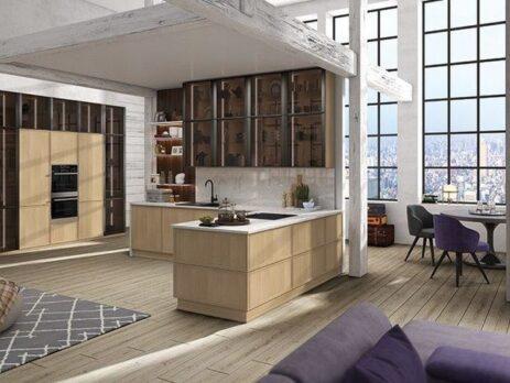 кухня Айрон 22