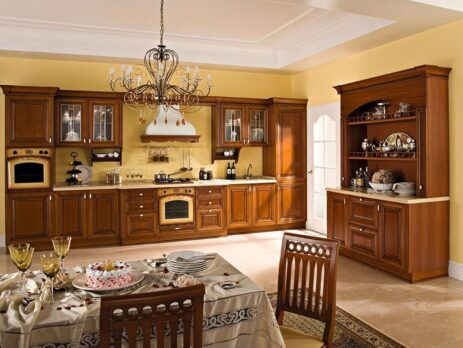 кухня Бергонцо 25