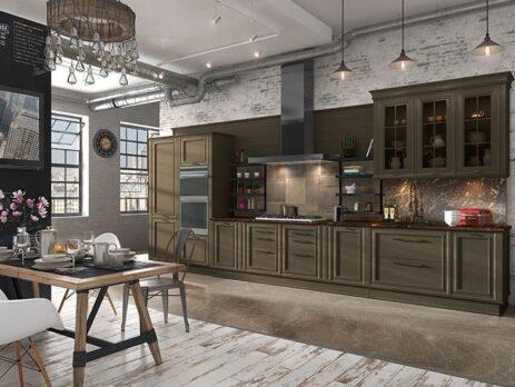 кухня Комо Фондо 26
