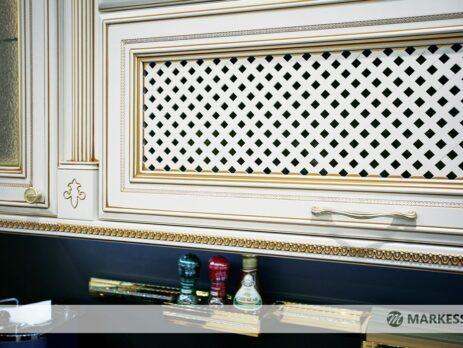 кухня Лукреция Золотая 30