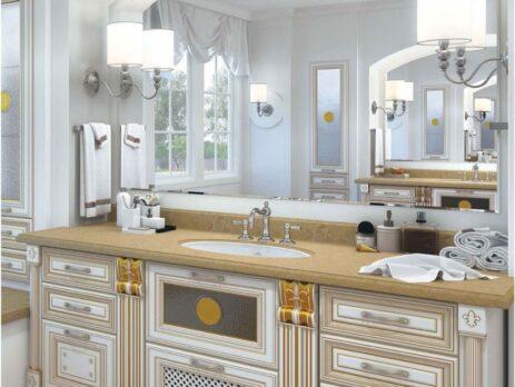 кухня Лукреция Золотая 31