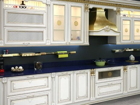 кухня Лукреция Золотая 22