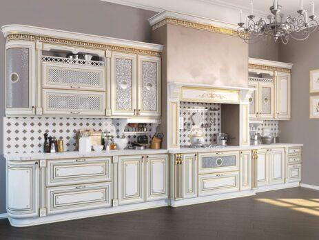 кухня Лукреция Золотая 24