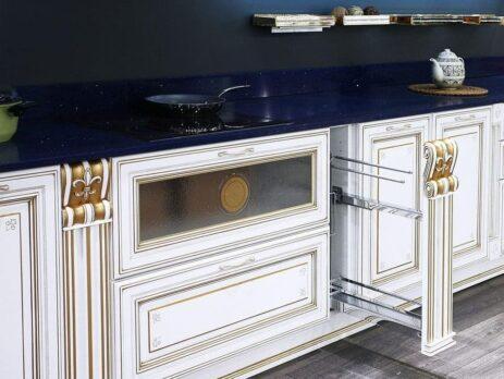 кухня Лукреция Золотая 28