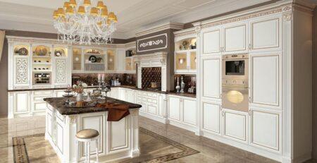 кухня Тиффани 21