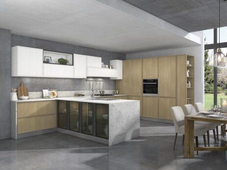 кухня Венето Бьянко 25
