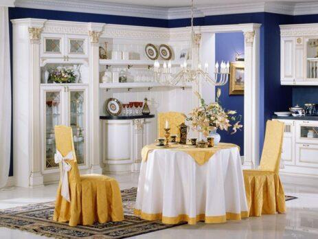 кухня Ника Д'Оро Белая 24
