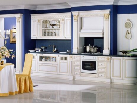 кухня Ника Д'Оро Белая 25
